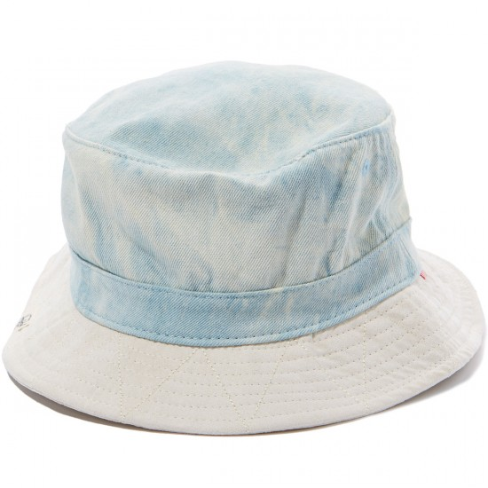 Herschel Supply Lake Bucket Hat - Bleached Denim - LG