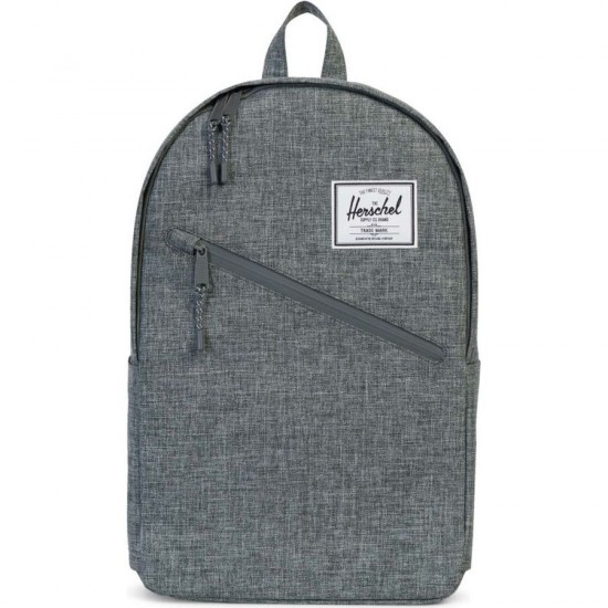 Herschel Parker Backpack - Raven Crosshatch