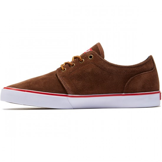C1rca Drifter Shoes - Brown/White - 8.0