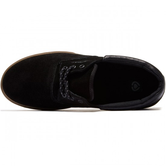 C1rca Valeo SE Shoes - Black/Black/Gum - 8.0