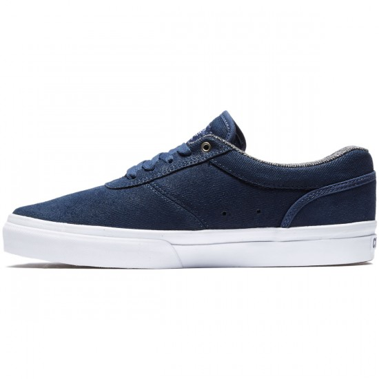 C1rca Gravette Shoes - Denim/White - 8.0
