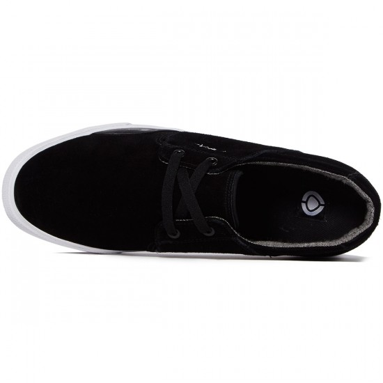C1RCA Alto Shoes - Black/White - 8.0