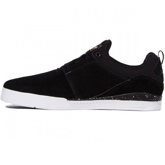 C1RCA Neen Shoes - Black/White/Gum