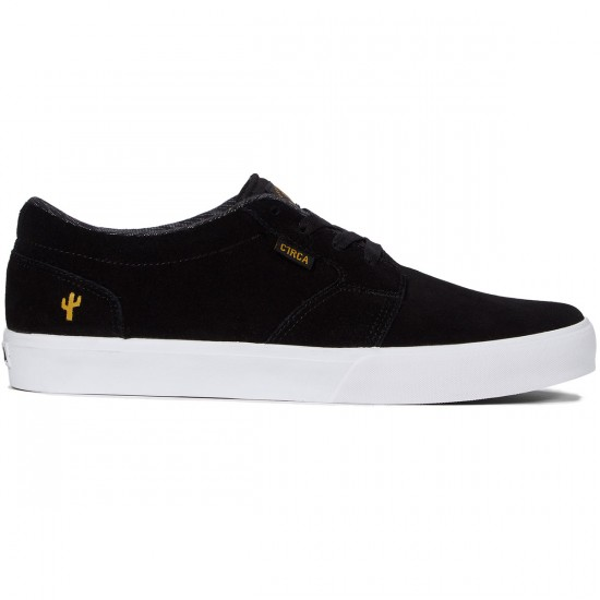 C1rca Hesh 2.0 Shoes - Black/Gold - 8.0