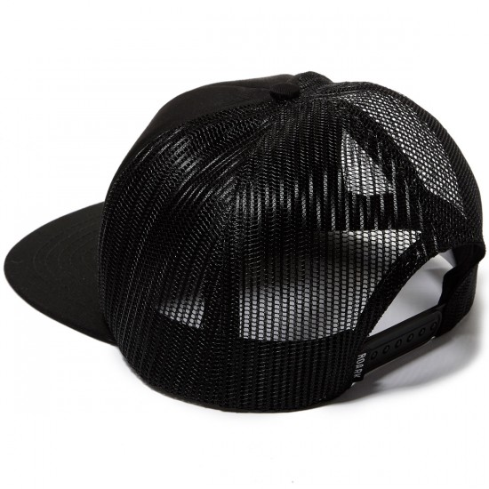 Roark Fear The Sea Hat - Black