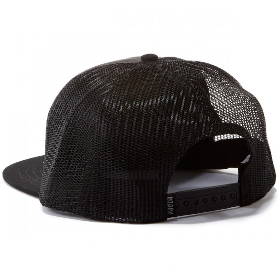 Roark Fear The Sea Hat - Charcoal