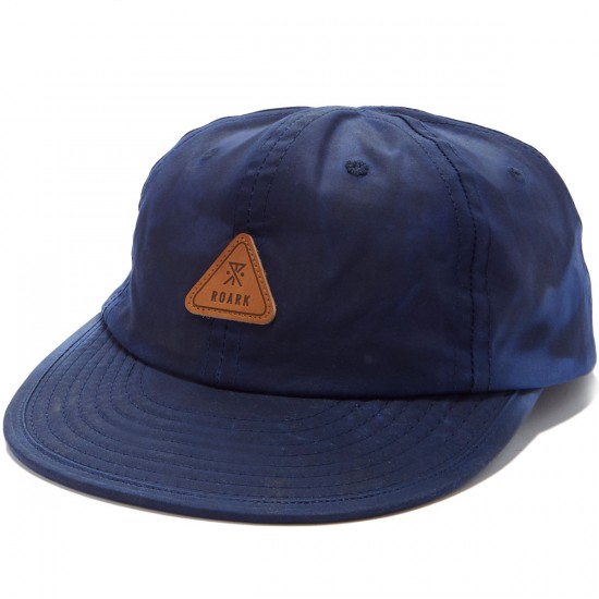 Roark Crusher 6 Panel packable Hat - Navy