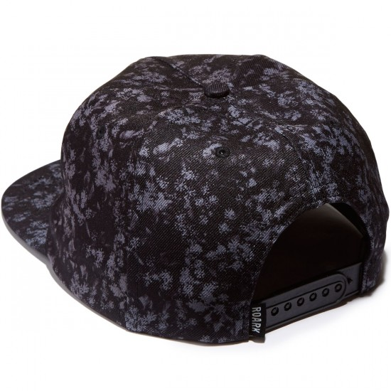 Roark Savage Bloom Hat - Black