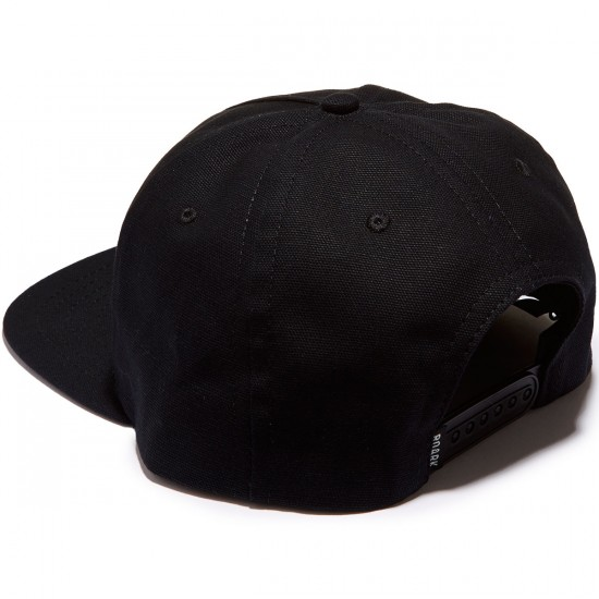 Roark S.Y.L.S. Patch Hat - Black