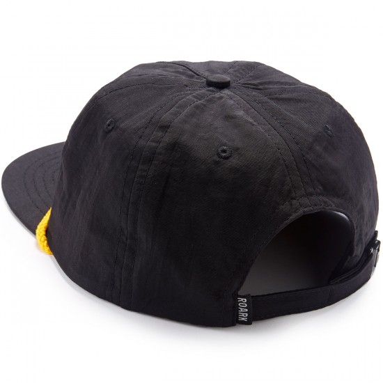 Roark Cpt. Fear The Sea Hat - Black