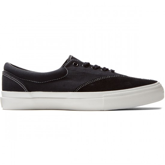 Clear Weather Donny Shoes - Black/White