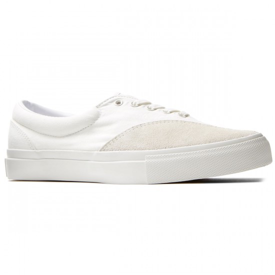 Clear Weather Donny Shoes - White - 10.0