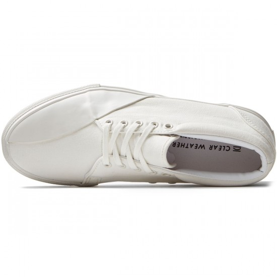 Clear Weather Walter Shoes - White - 10.0