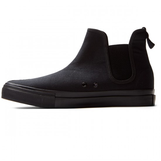 Clear Weather Jeffrey Shoes - Black/White - 10.0