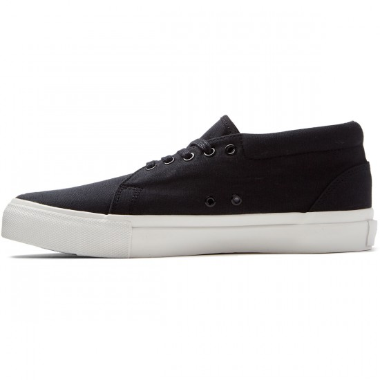 Clear Weather Walter Shoes - Black/White