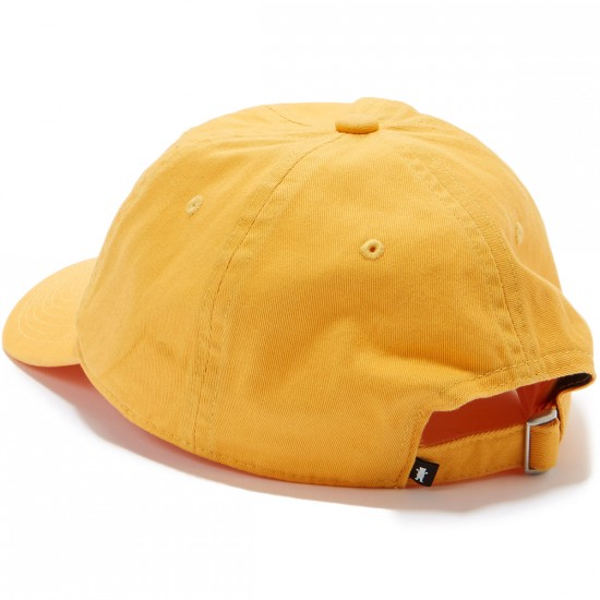 Grizzly Late to the Game Dad Hat - Gold
