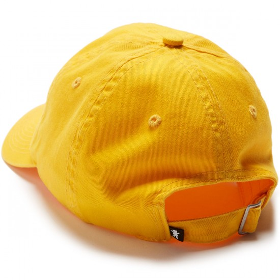 Grizzly Pudwill Pro Dad Hat - Banana