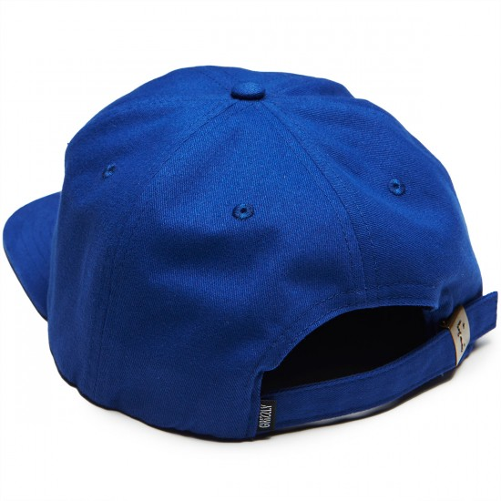 Grizzly Field and Stream Strapback Hat - Navy