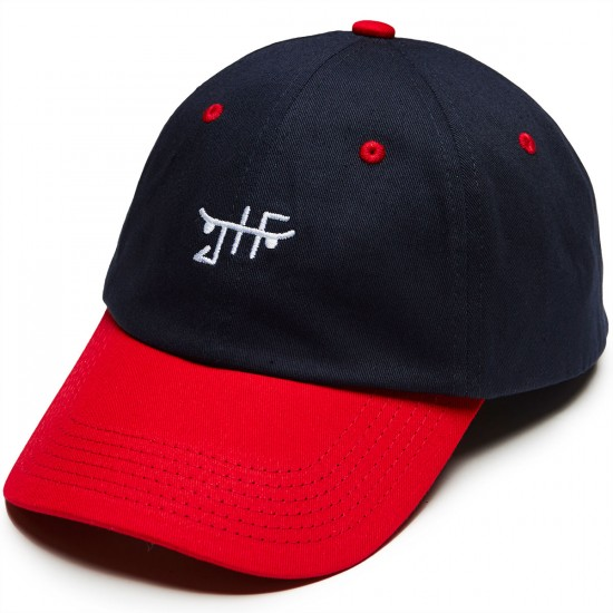 Just Have Fun Toned Out Dad Hat - Navy