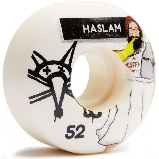 Bones STF Haslam Lunch Lady V3 Skateboard Wheels - 52mm