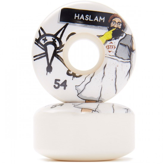 Bones STF Haslam Lunch Lady V3 Skateboard Wheels - 54mm