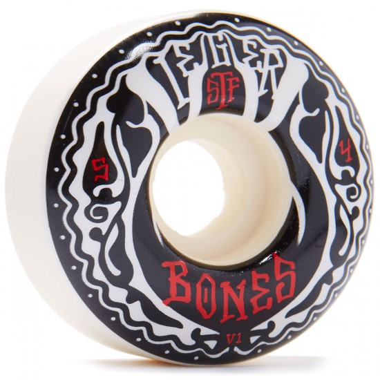 Bones STF Weiger Phillips V1 Skateboard Wheels - 54mm