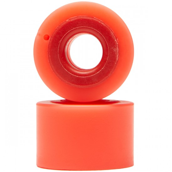 Hardcore Barrel Bushings - Red/Red - 90a