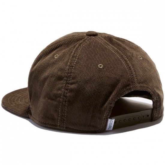 Coal The Wilderness Snake Hat - Olive