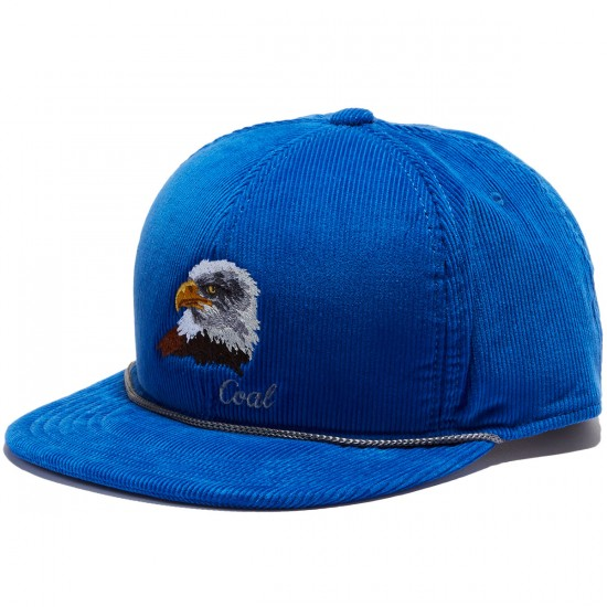 Coal The Wilderness Eagle Hat - Royal Blue