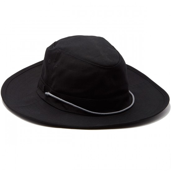 Coal The Traveler Hat - Black/White - MD