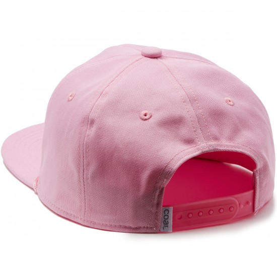 Coal X Spring Break The Kooks SE Hat - Pink