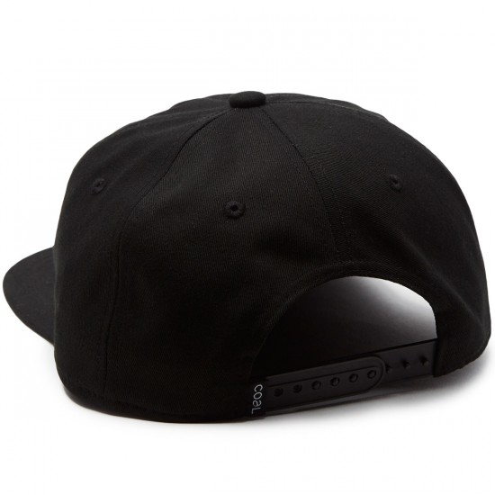 Coal X Spring Break The Kooks SE Hat - Black