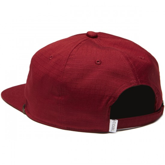 Coal The Field Hat - Red