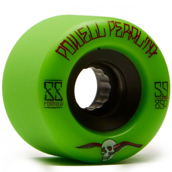 Powell Peralta G-Slides Longboard Wheels - Green - 59mm 85a