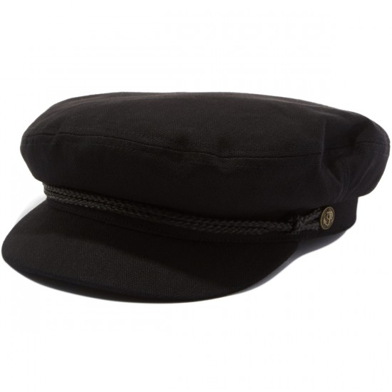 Brixton Fiddler Hat - Black - SM