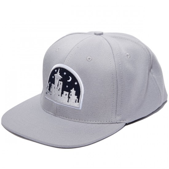 Casual Industrees Seattle Nights Hat - Grey/Charcoal