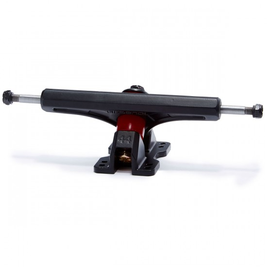 Arsenal Cast 180mm Longboard Trucks - Black - 50 Degree