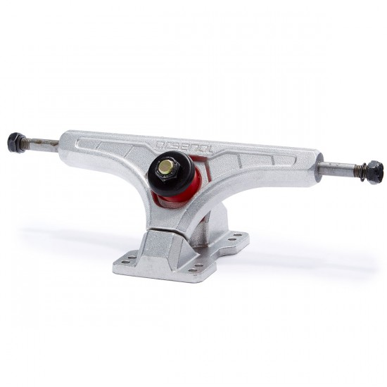 Arsenal Cast 165mm Longboard Trucks - Raw - 44 Degree