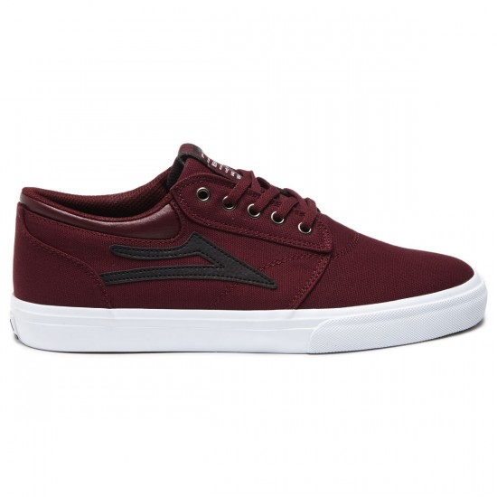 Lakai Griffin Shoes - Port Canvas - 8.0