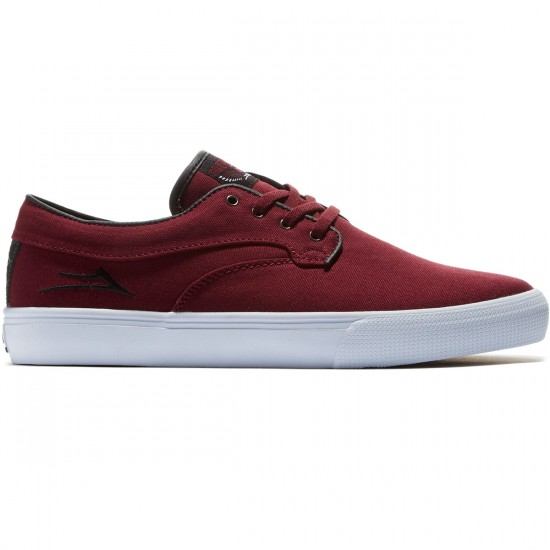 Lakai Riley Hawk Shoes - Port - 8.0