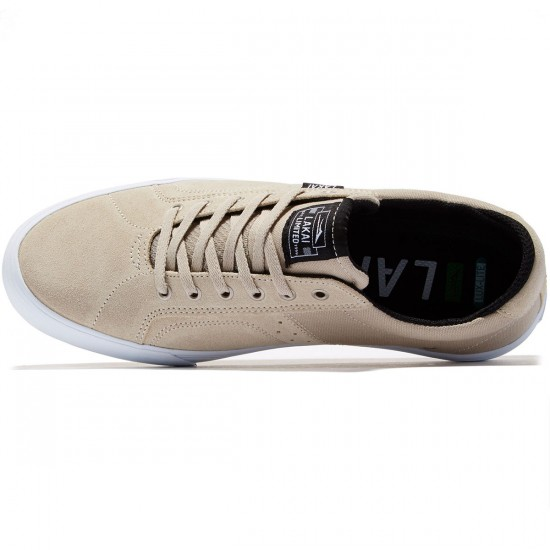 Lakai Flaco Shoes - Cream - 8.0