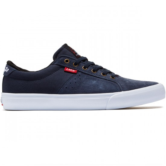 Lakai X Chocolate Flaco Shoes - Midnight - 8.0