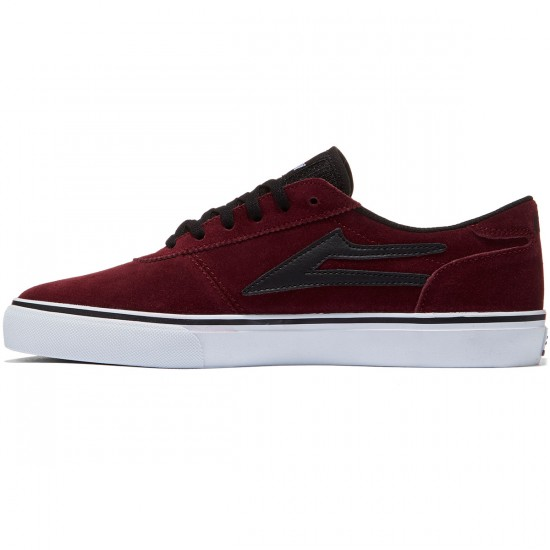 Lakai Manchester Shoes - Port - 8.0