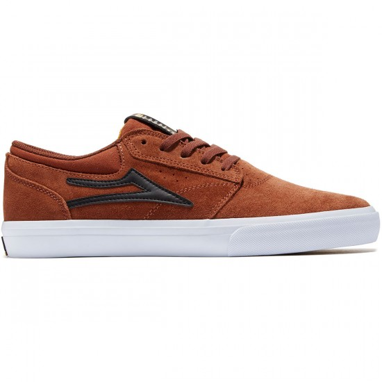 Lakai Griffin Shoes - Copper - 8.0