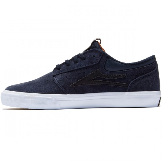 Lakai Griffin Shoes - Midnight - 8.0