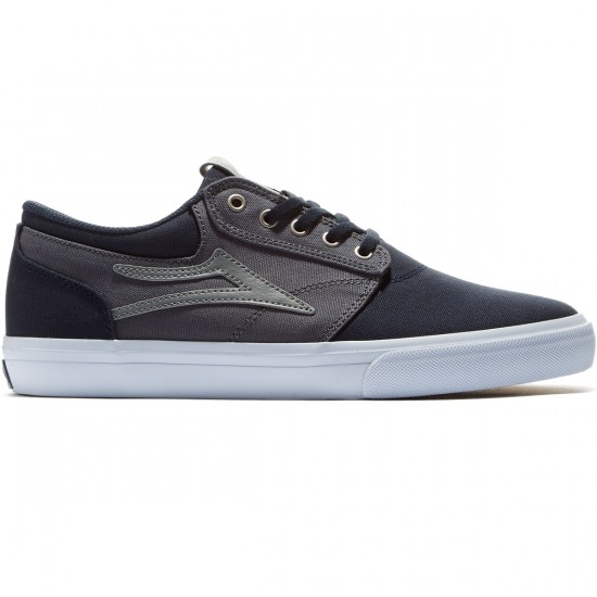 Lakai Griffin Shoes - Navy/Grey - 8.0