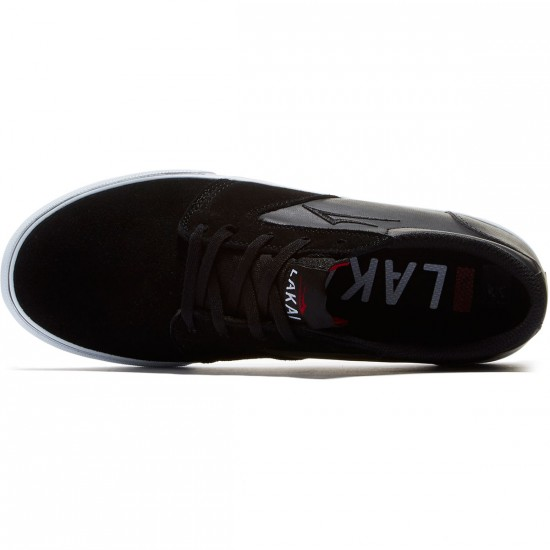 Lakai Fura Shoes - Black - 8.0