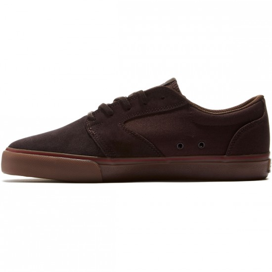 Lakai Fura Shoes - Brown/Gum - 8.0