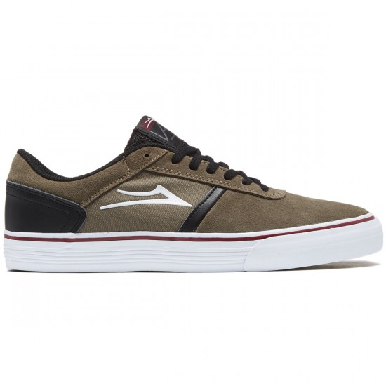 Lakai Vincent 2 Shoes - Walnut Suede - 8.0