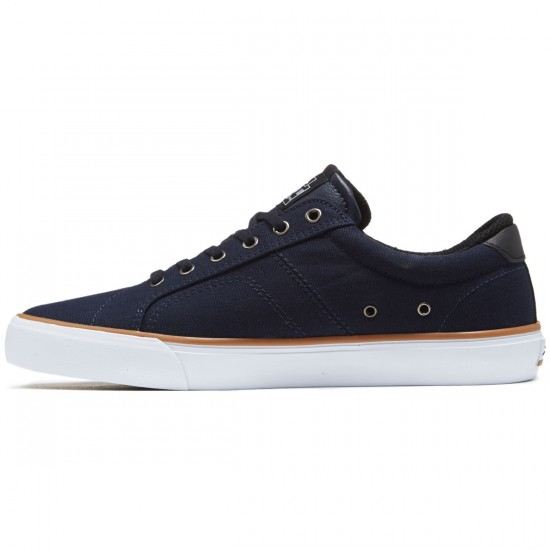 Lakai Flaco Shoes - Midnight Canvas - 8.0